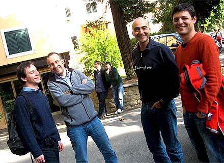 incontro mestri 2011