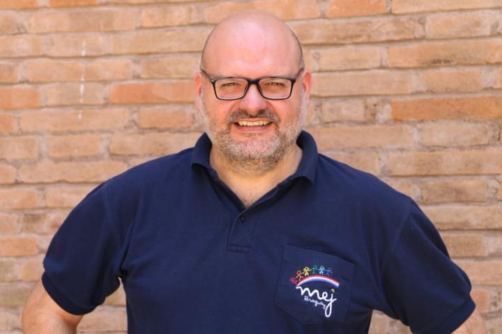 Andrea Picciau SJ, gesuita
