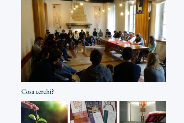 Presentazione di un libro presso la comunità dei gesuiti di Villapizzone a Milano