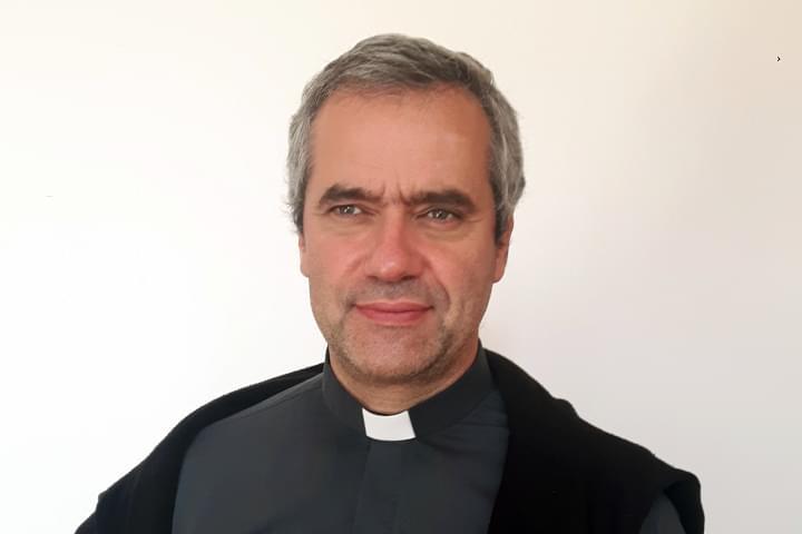 Jean-Paul Hernandez SJ, gesuita