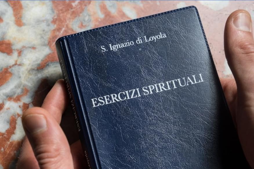 Book of the Spiritual Exercises by Saint Ignatius of Loyola